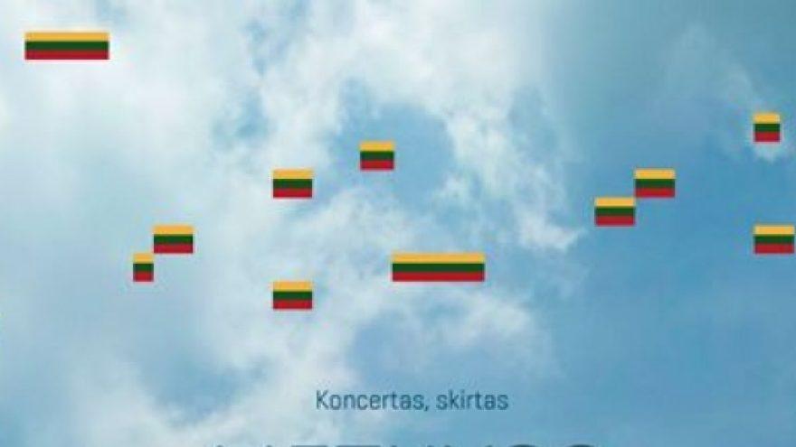 Koncertas Lietuvos Valstybės Atkūrimo Dienai
