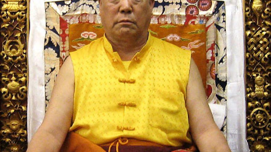 """Vieša paskaita """"Įvadas į Dzogčeną"""""""