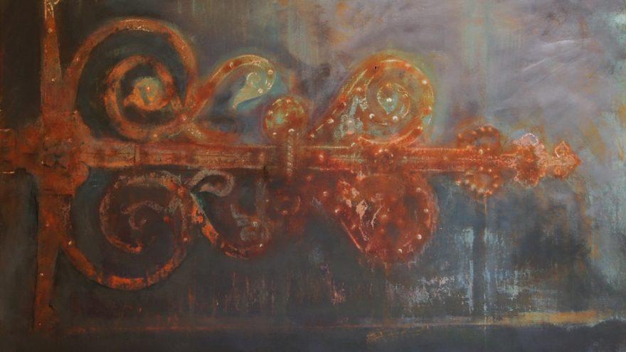 Saulės Želnytės tapybos paroda