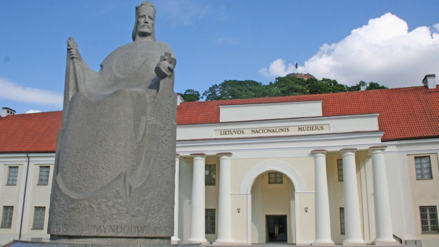 """Ekskursija """"Lietuvos valstybingumo istorijos keliu"""""""