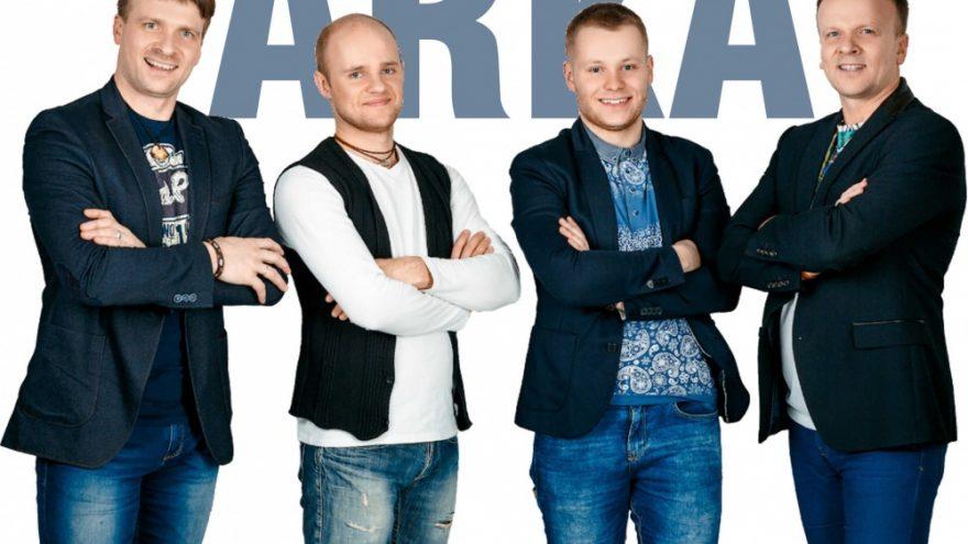 Groja muzikinė grupė ARKA