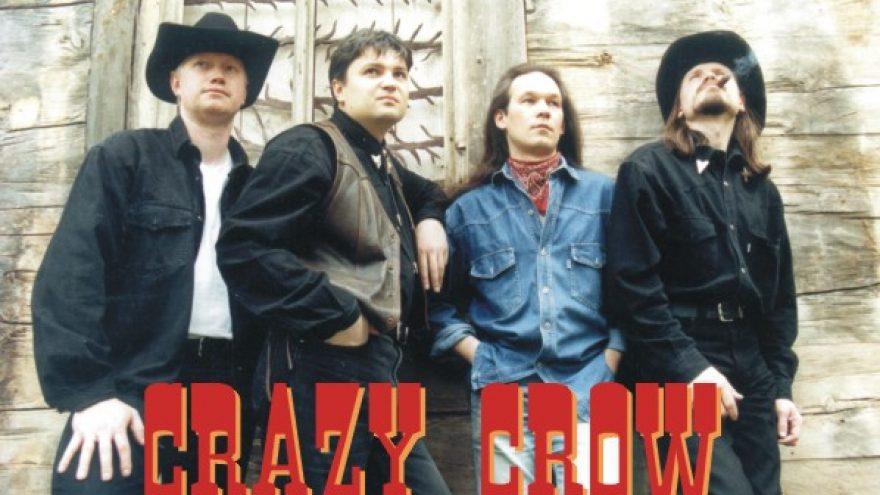 Groja grupė CRAZY CROW