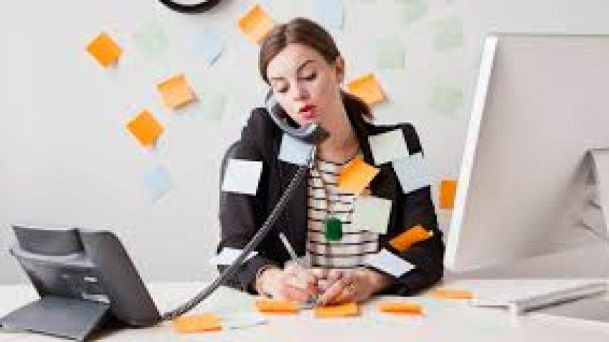 Biuro administravimas: situacijų valdymas, įvaizdži