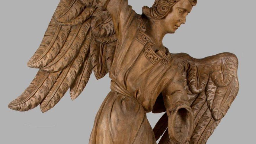 """Skulptūrų paroda """"Dievui ir Žmogui"""""""